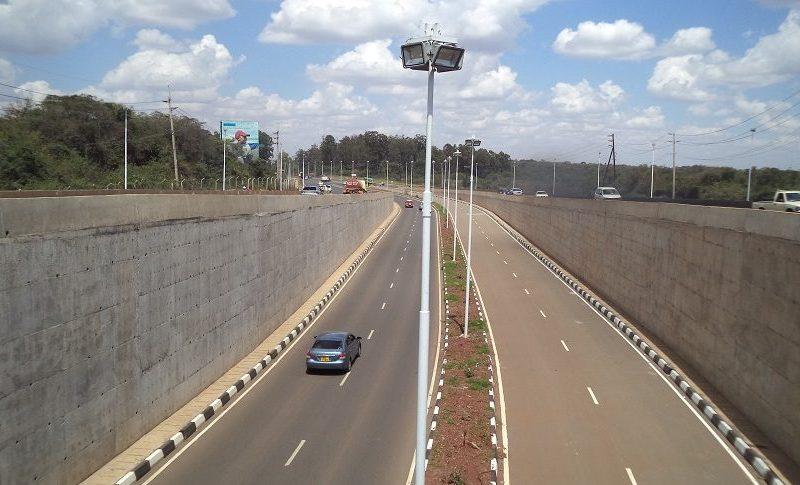 Limuru Road Overpass