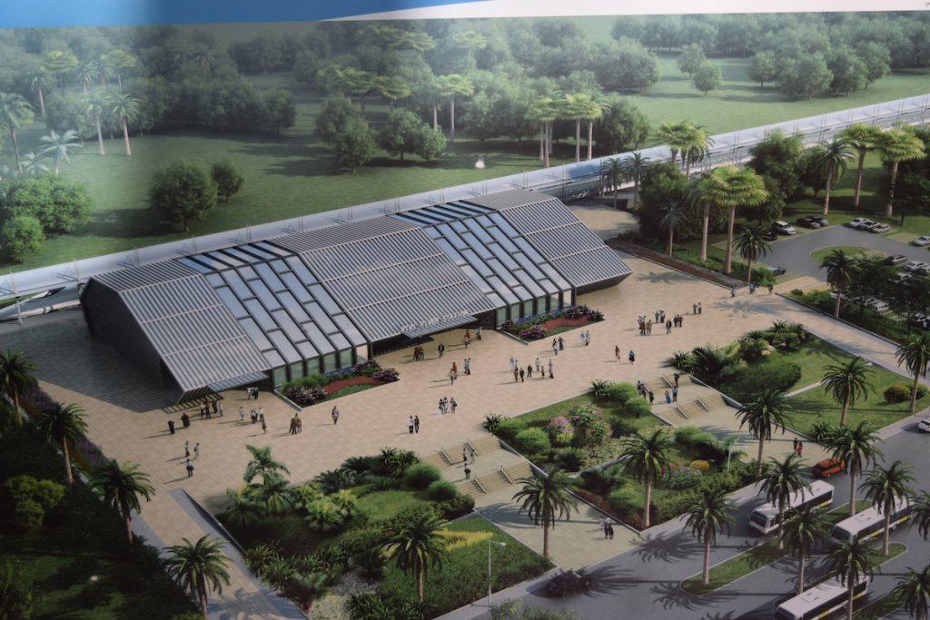 athi river terminus design