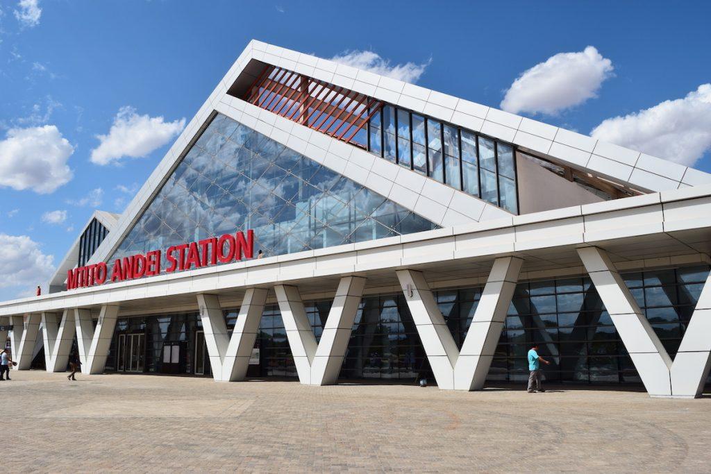 mtito andei station