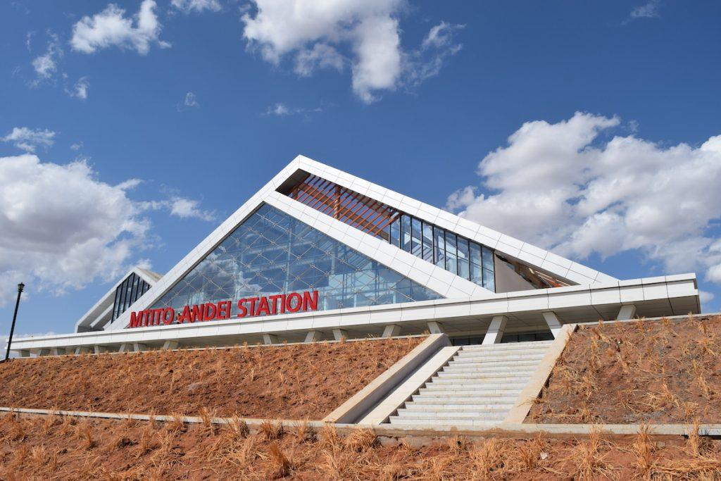mtito andei station 2